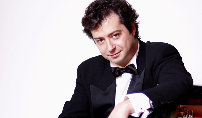 Fabio Bidini is a favorite with Buffalo audiences. He performed again with the Buffalo Philharmonic Orchestra.