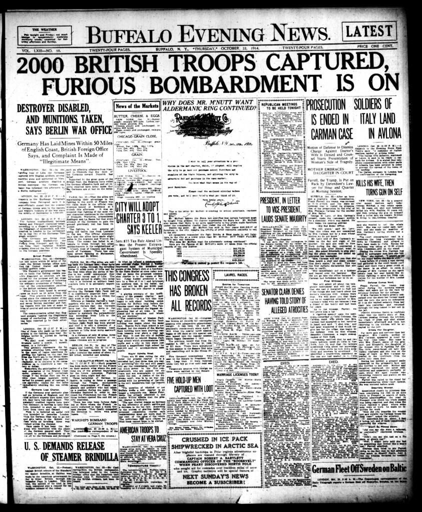Oct 22 1914