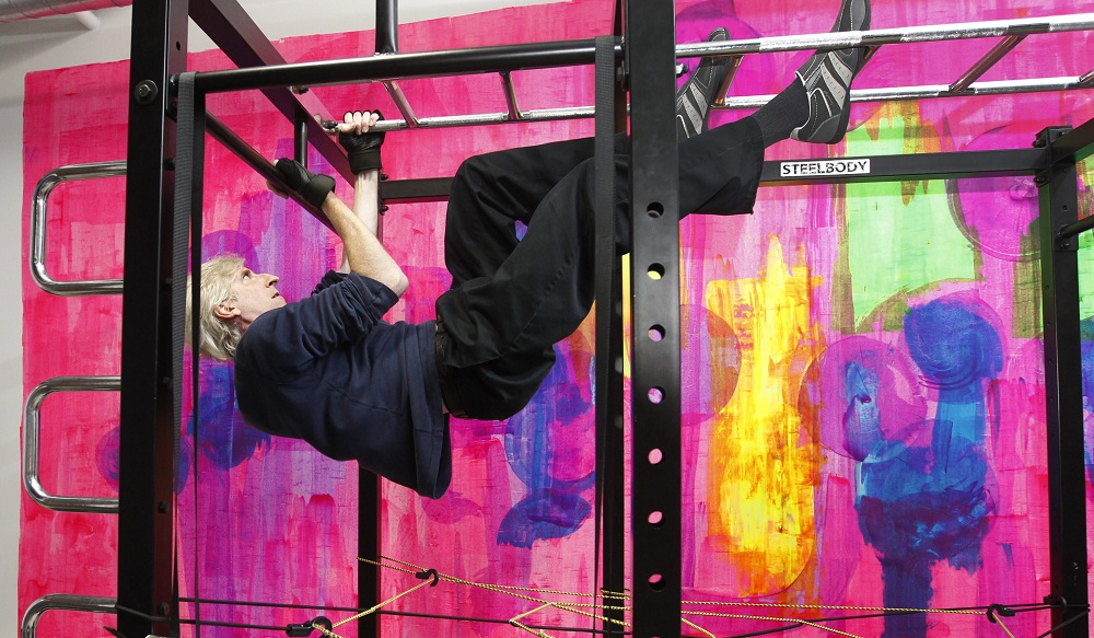 Buffalo Ninja Warrior II at Hybrid Fitness is one of this week's featured events. (Sharon Cantillon / Buffalo News)