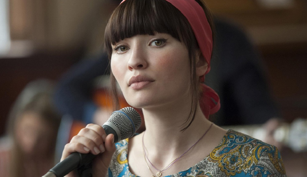 Emily Browning stars in 'God Help the Girl.'
