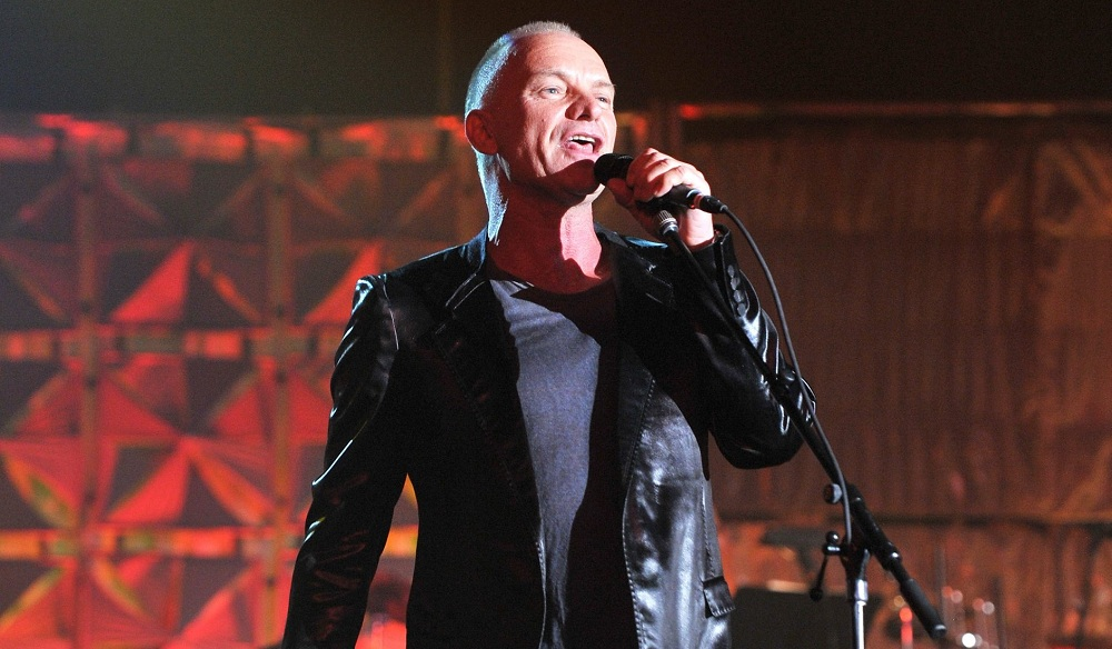 Sting should have to wait before he reaches the Hall of Fame, Miers believes. (Getty Images)