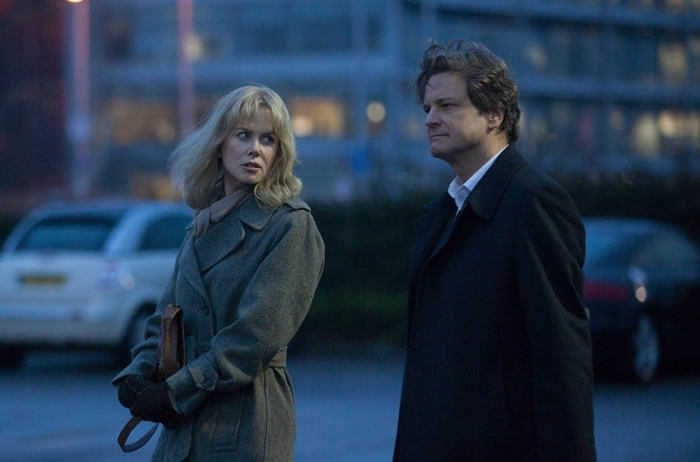 "Nicole Kidman and Colin Firth star in the new thriller ""Before I Go to Sleep."""