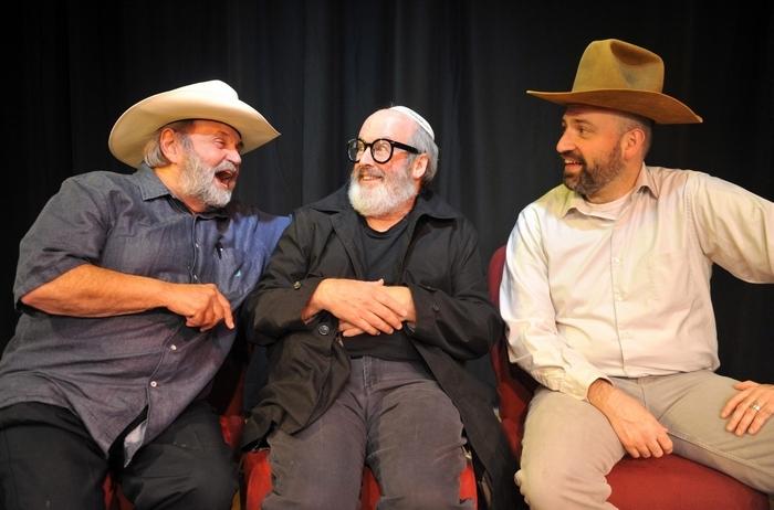 "The Jewish Repertory Theatre present ""Old Jews Telling Jokes"" through Nov. 16."