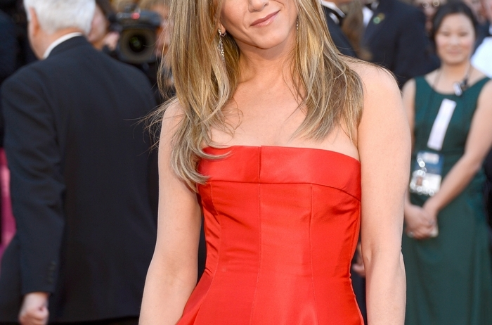 "Jennifer Aniston, shown in 2013, stars in the new movie, ""Cake,"" which was well-received at the Toronto International Film Festival. (Getty Images)"
