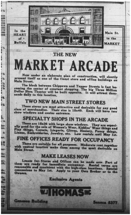 19 nov 1924 market arcade
