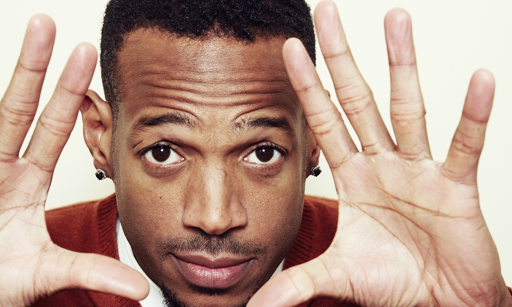 Veteran actor Marlon Wayans is still relatively new to stand-up. (New York Times)