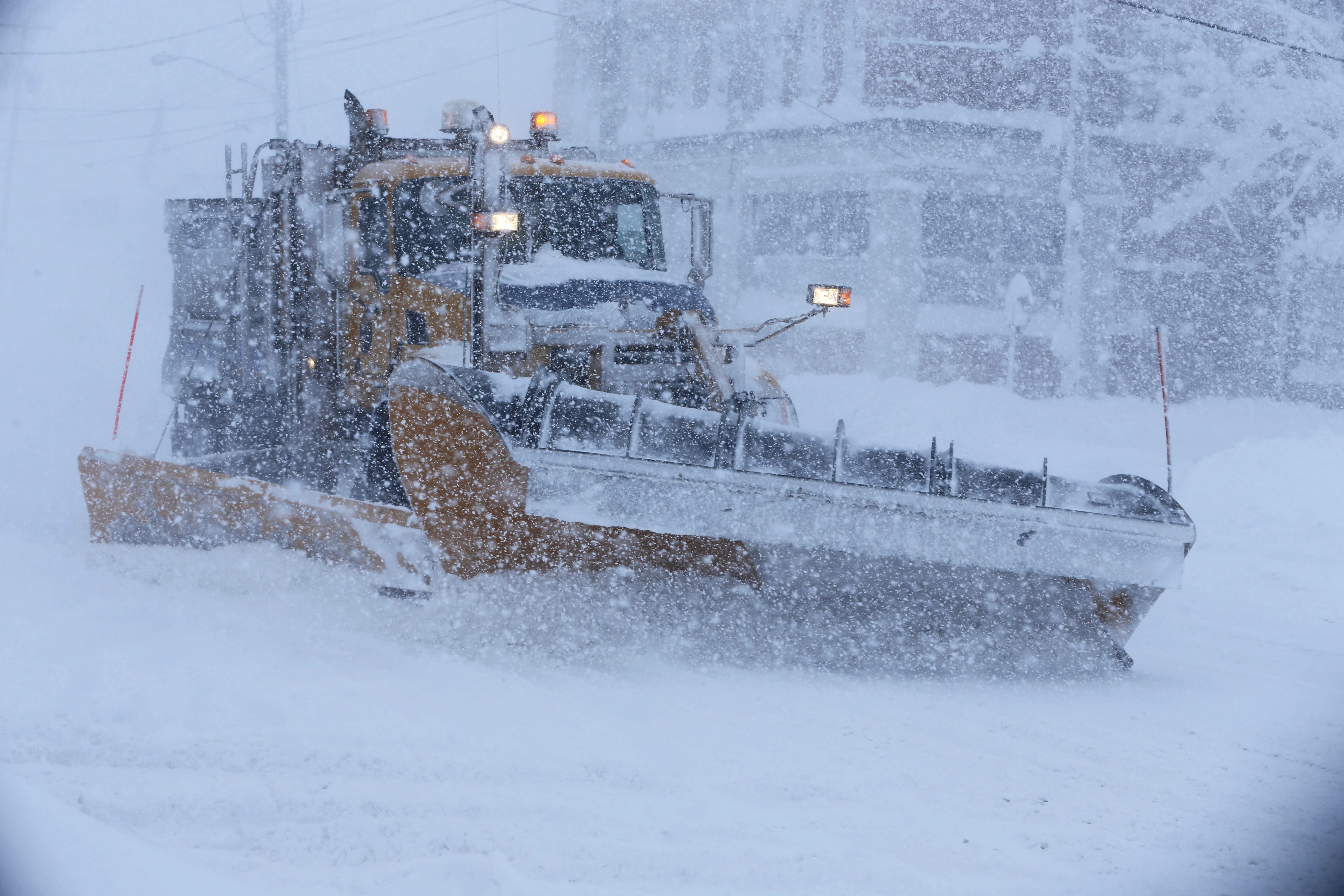 A thorough investigation will determine where snow-clearing efforts fell short, and how they can be improved in the future.  (Derek Gee/Buffalo News file photo)