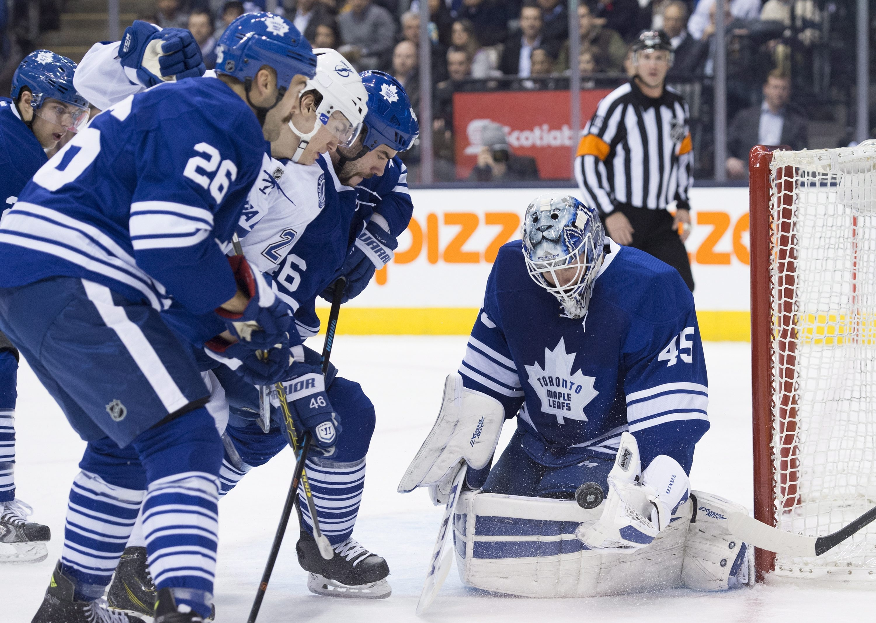 Rogers Communications' 12-year contract to cover games of the Toronto Maple Leafs and Canada's other NHL teams includes GamePlus feature.