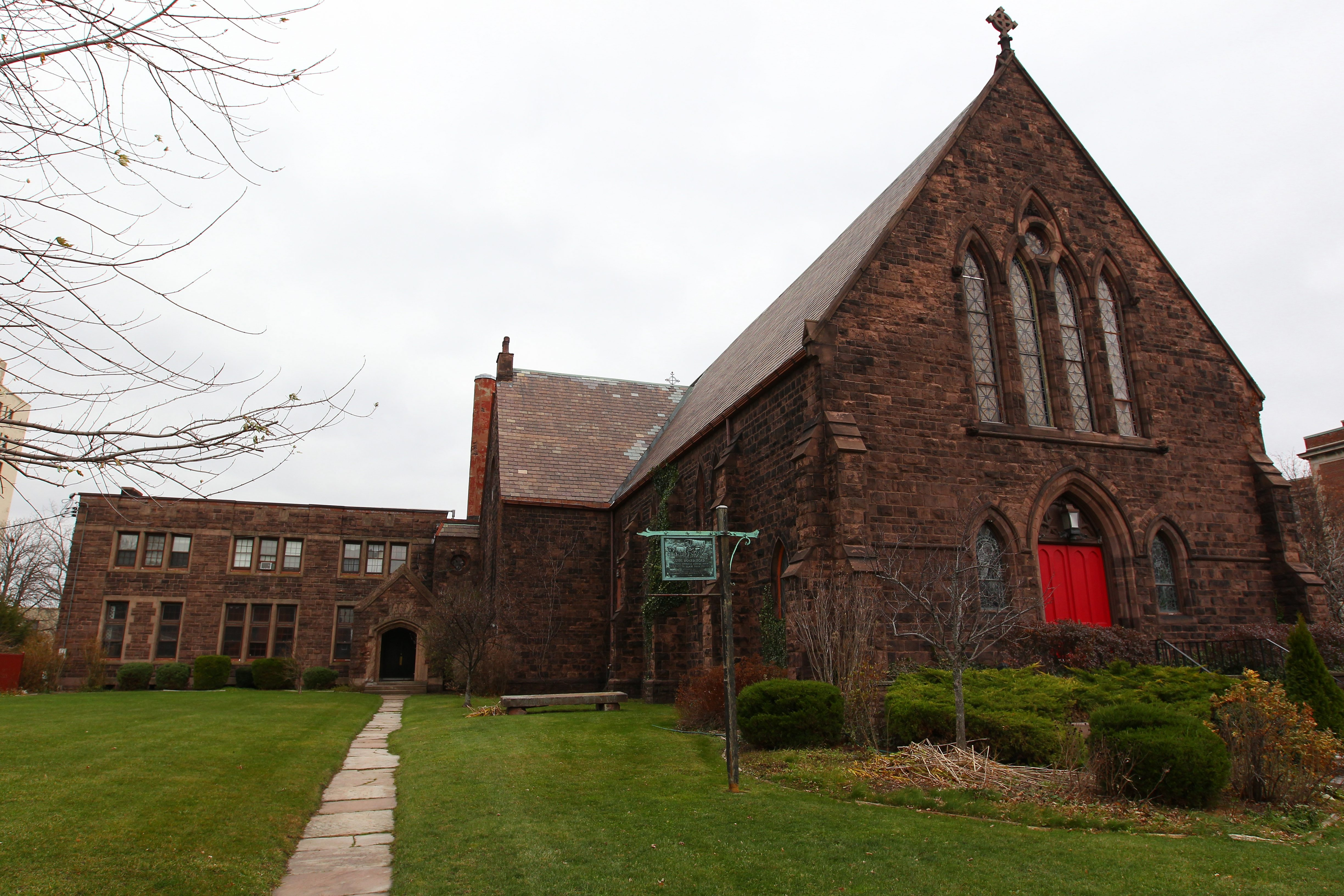 Church of the Ascension  Location: 16 Linwood Ave.  Age: 164 years old  Developer: Episcopal Church Home & Affiliates  Plan: Sanctuary to be preserved for community space while part of the campus is converted to 25 to 30 affordable senior apartments for those aged 55 and older, who live on fixed incomes