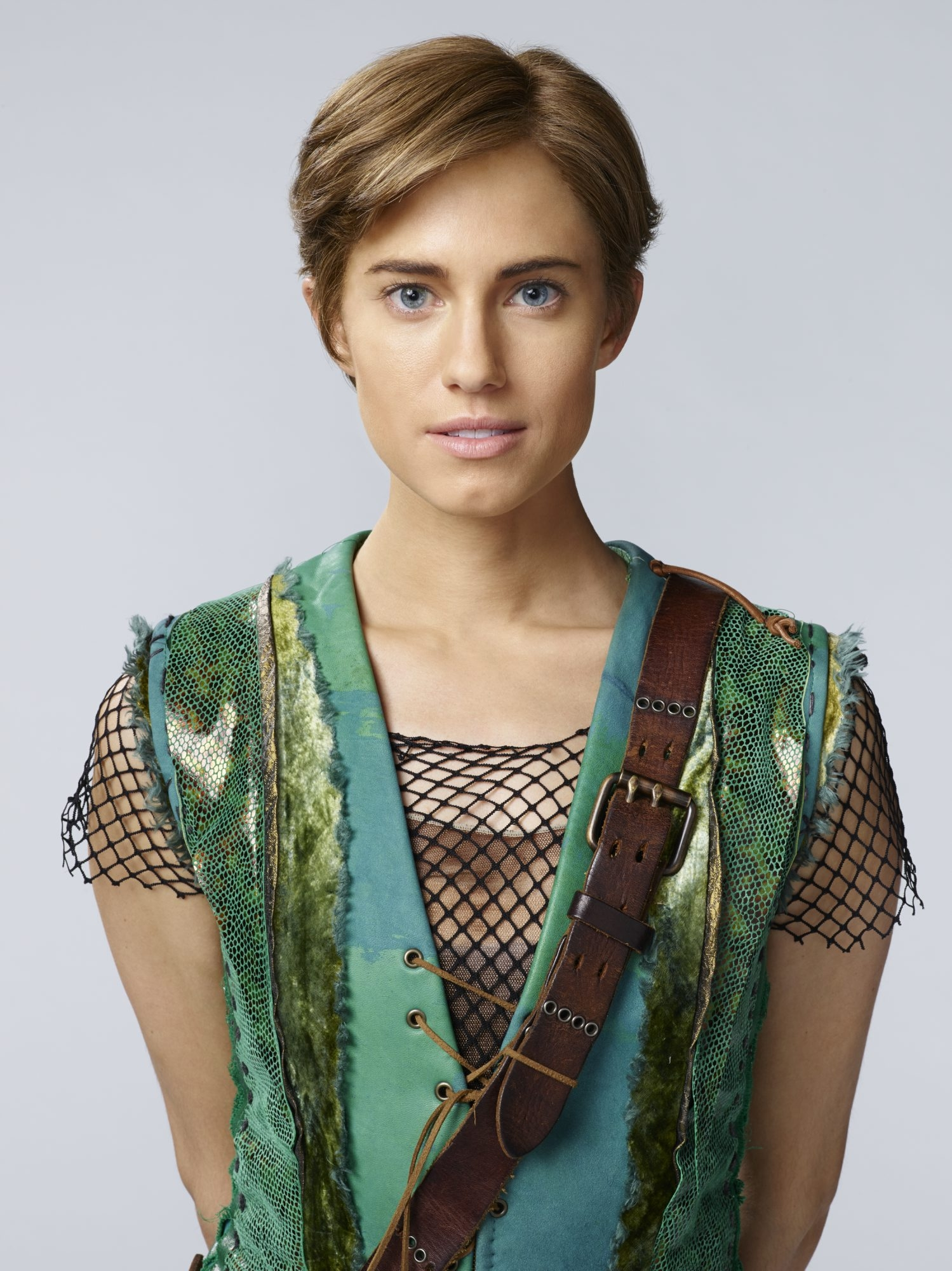 """Allison Williams has the title role in """"Peter Pan Live!"""" Thursday on NBC."""