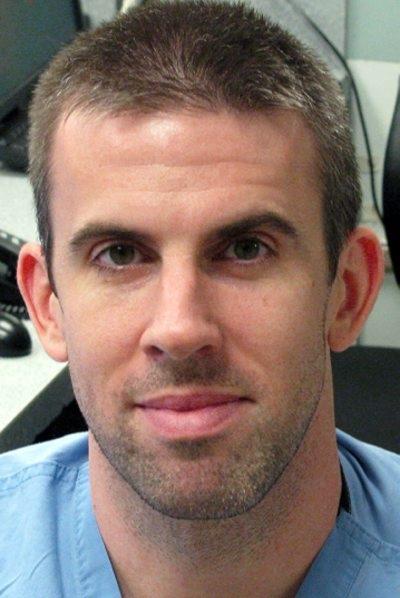 Dr. John Blundell has joined Falls Memorial Medical Center staff.