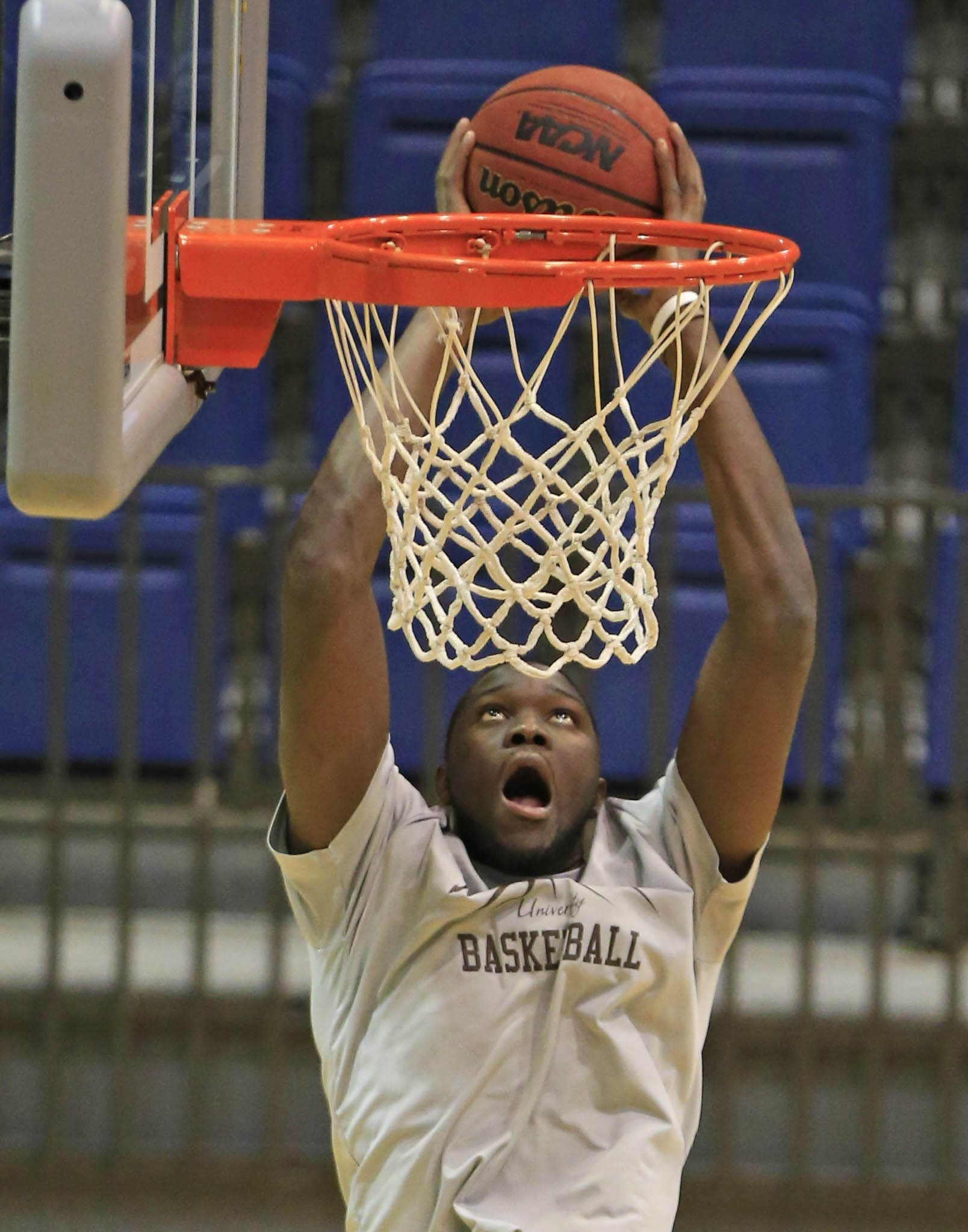 Bona's 7-foot center Youssou Ndoye will be a stiff challenge for Canisius.