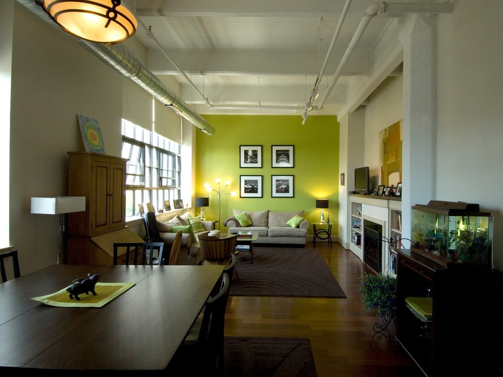 Loft living makes owning a downtown home possible