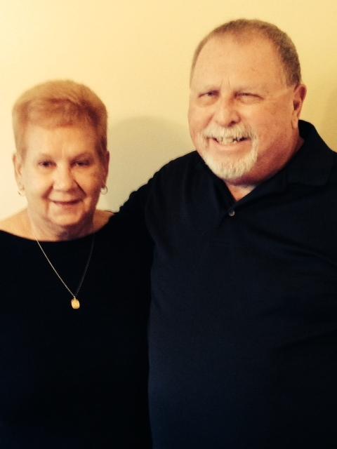Mr. and Mrs. Ronald Heffler celebrate 50th wedding anniversary