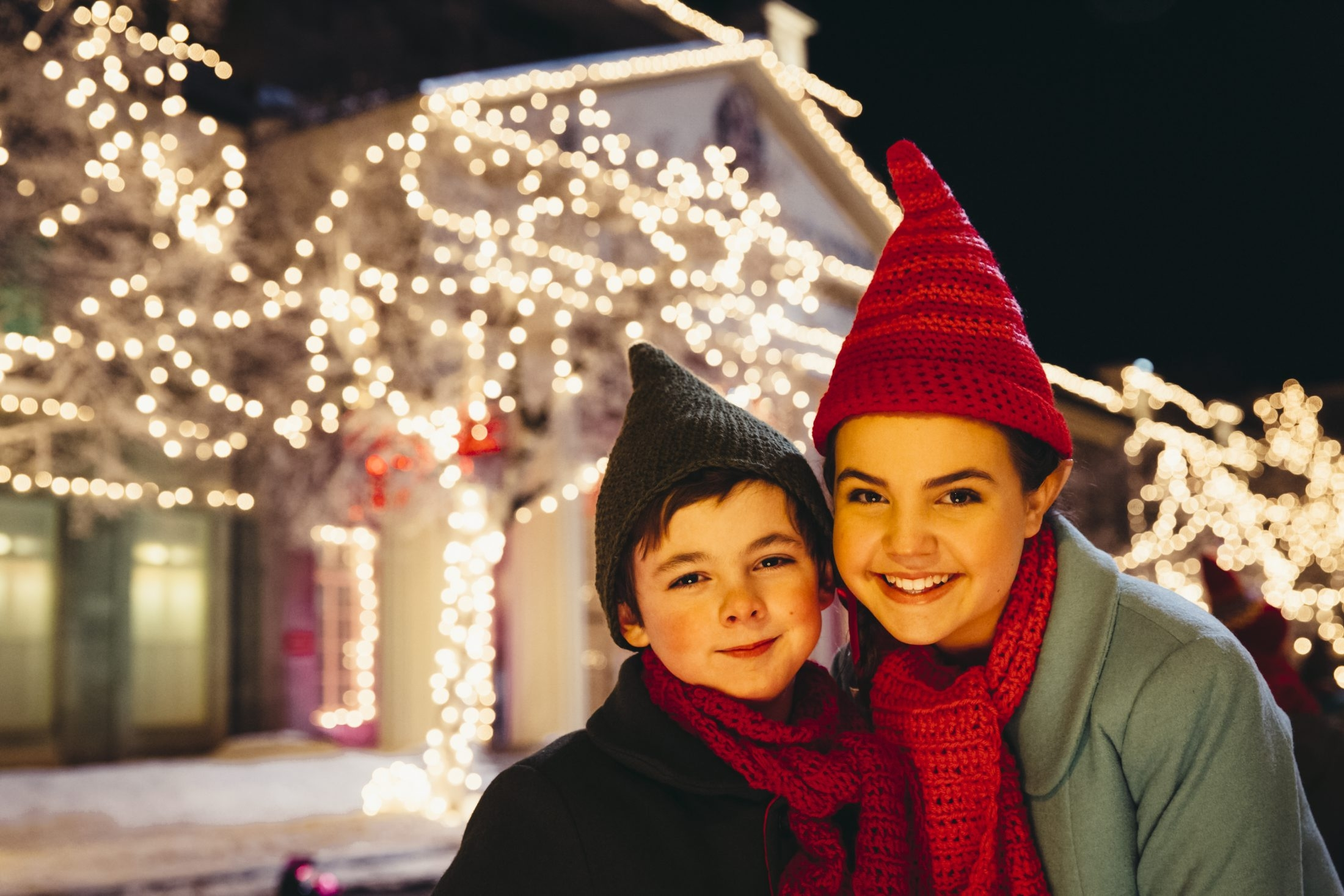 Holiday programming on TV starts this weekend – The Buffalo News