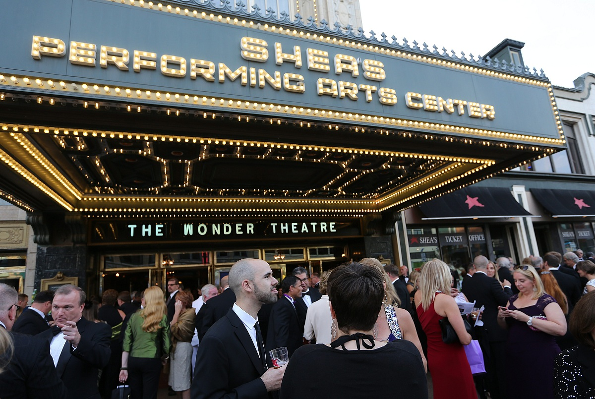 """Let your kids experience Shea's Performing Arts Center by seeing family-friendly film """"Peter Pan."""" (Buffalo News file photo)"""