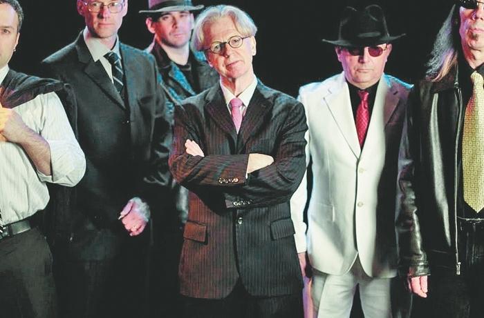 Black 47 performs Saturday evening in the South Buffalo Irish Festival.