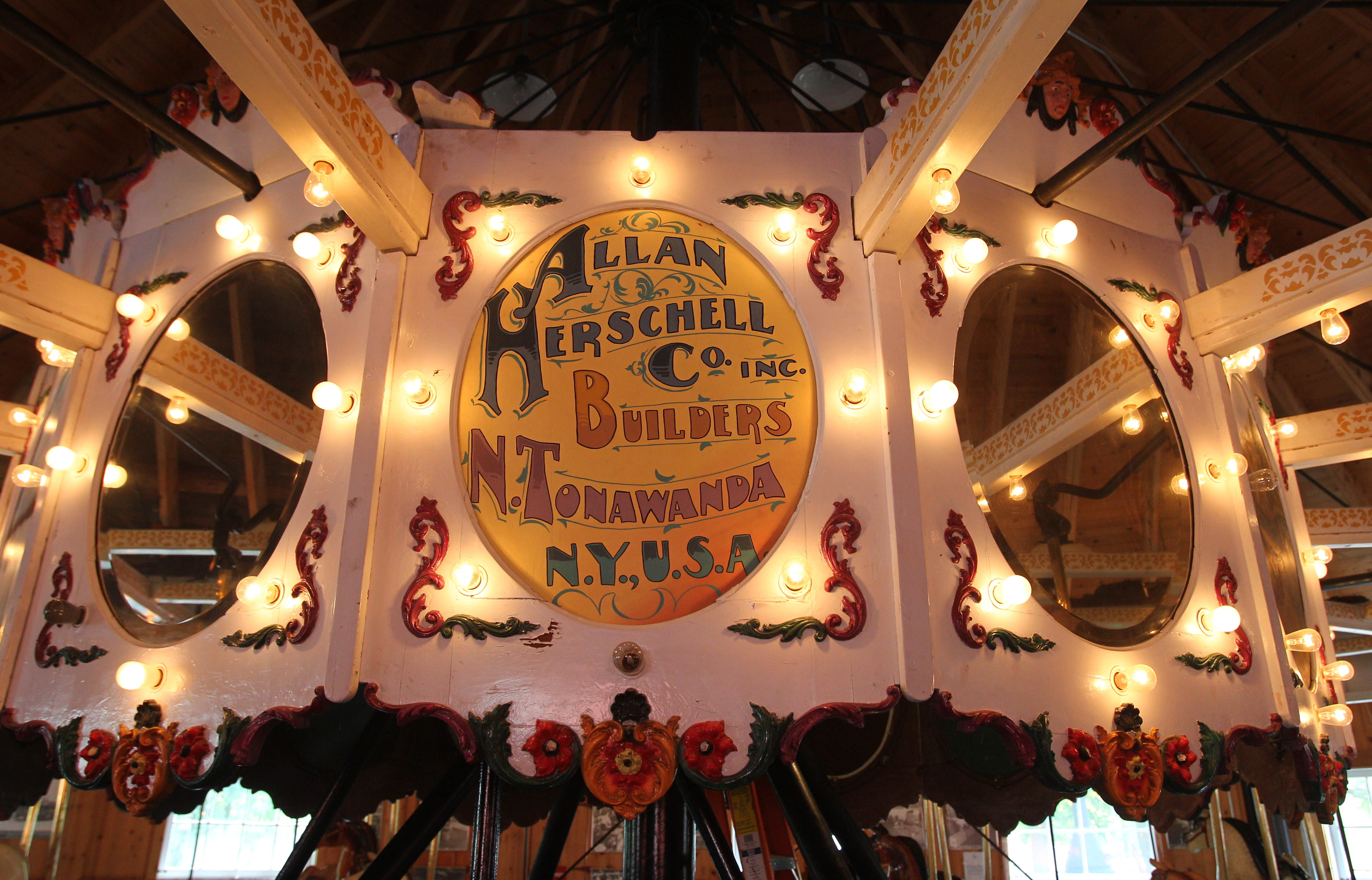 The Herschell Carrousel Factory Museum is one of 15 organizations to receive a $1,000 grant from the Give for Greatness fund.