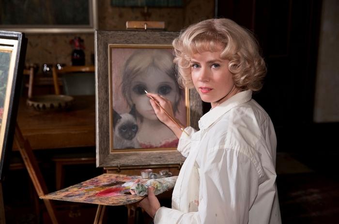 """Amy Adams stars as artist Margaret Keane in """"Big Eyes."""""""