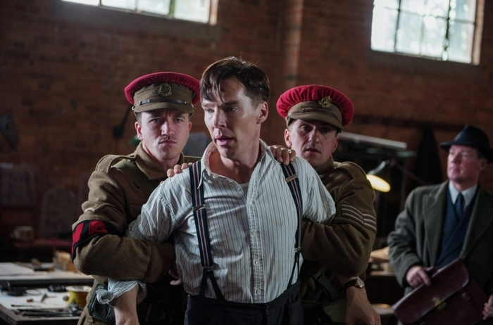 "Benedict Cumberbatch is receiving awards attention for his strong portrayal of mathematical genius Alan Turing in ""The Imitation Game."""
