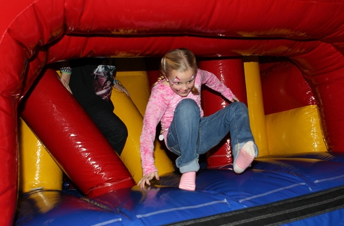 First Night events at the Buffalo Niagara Convention Center include a full slate of fun activities for the kids. (Sharon Cantillon/Buffalo News file photo)