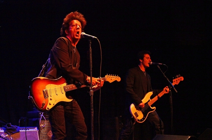 Willie Nile will perform at the Tralf Music Hall on New Year's Eve. (Robert Kirkham/Buffalo News file photo)