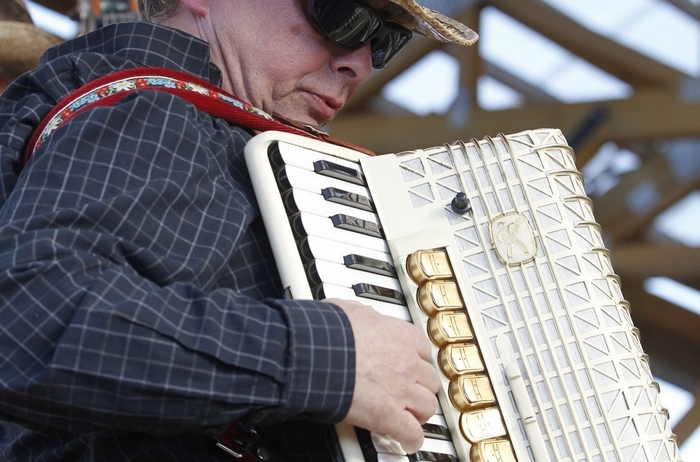 Ron Davis performs with his combo at 3:30 p.m. Saturday in the Sportsmen's Tavern. (Harry Scull Jr./Buffalo News file)