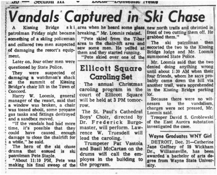 22 dec 1969 cops in ski chase