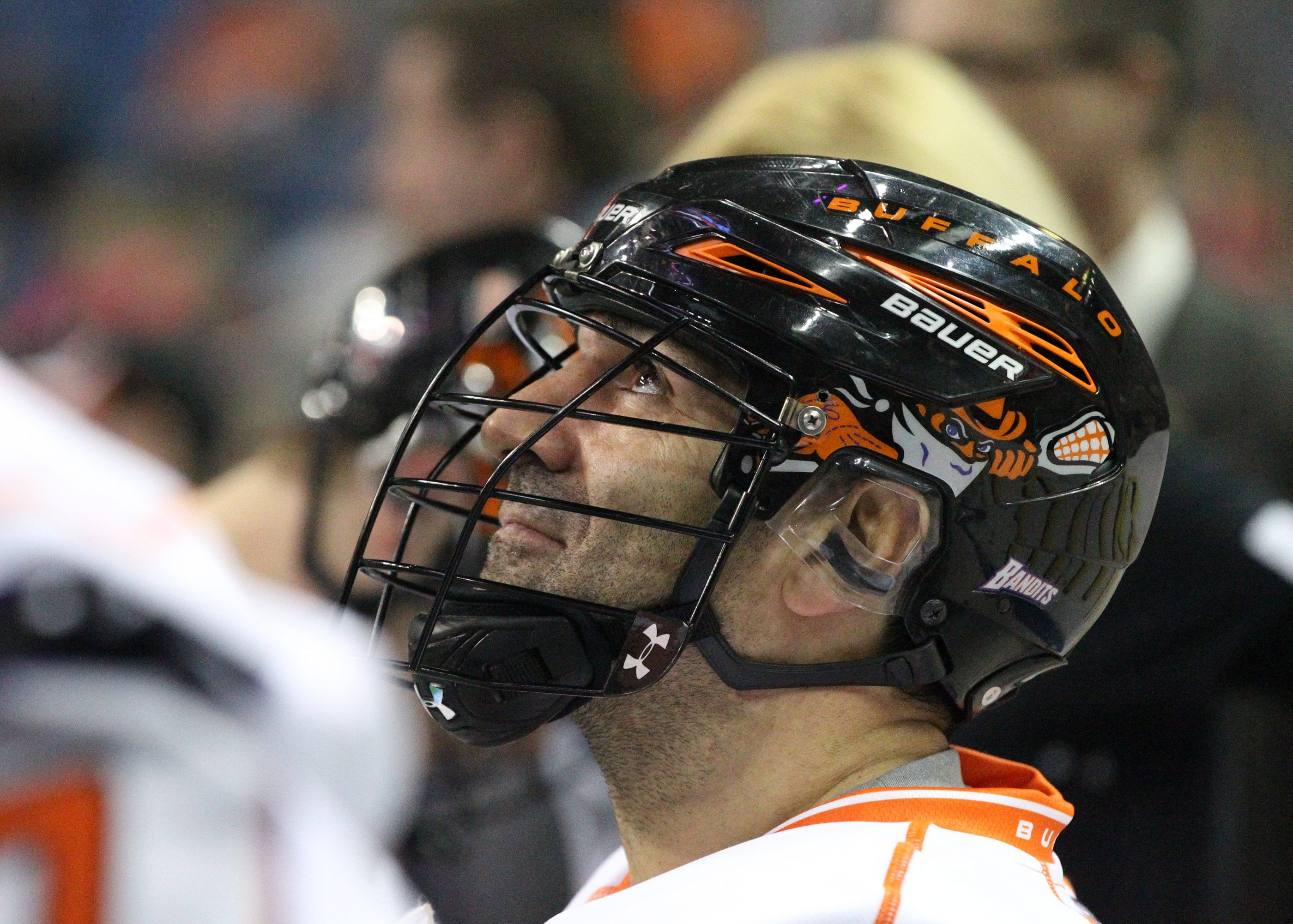 John Tavares was on the original Buffalo Bandits team in 1992, and he's still going.