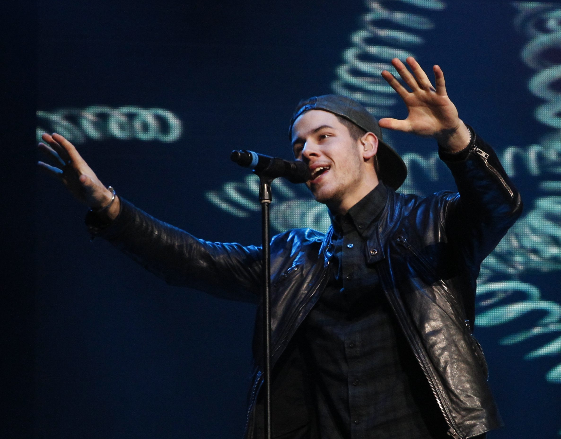 Nick Jonas will perform in a free New Year's Eve concert in Queen Victoria Park.  (Sharon Cantillon/Buffalo News)