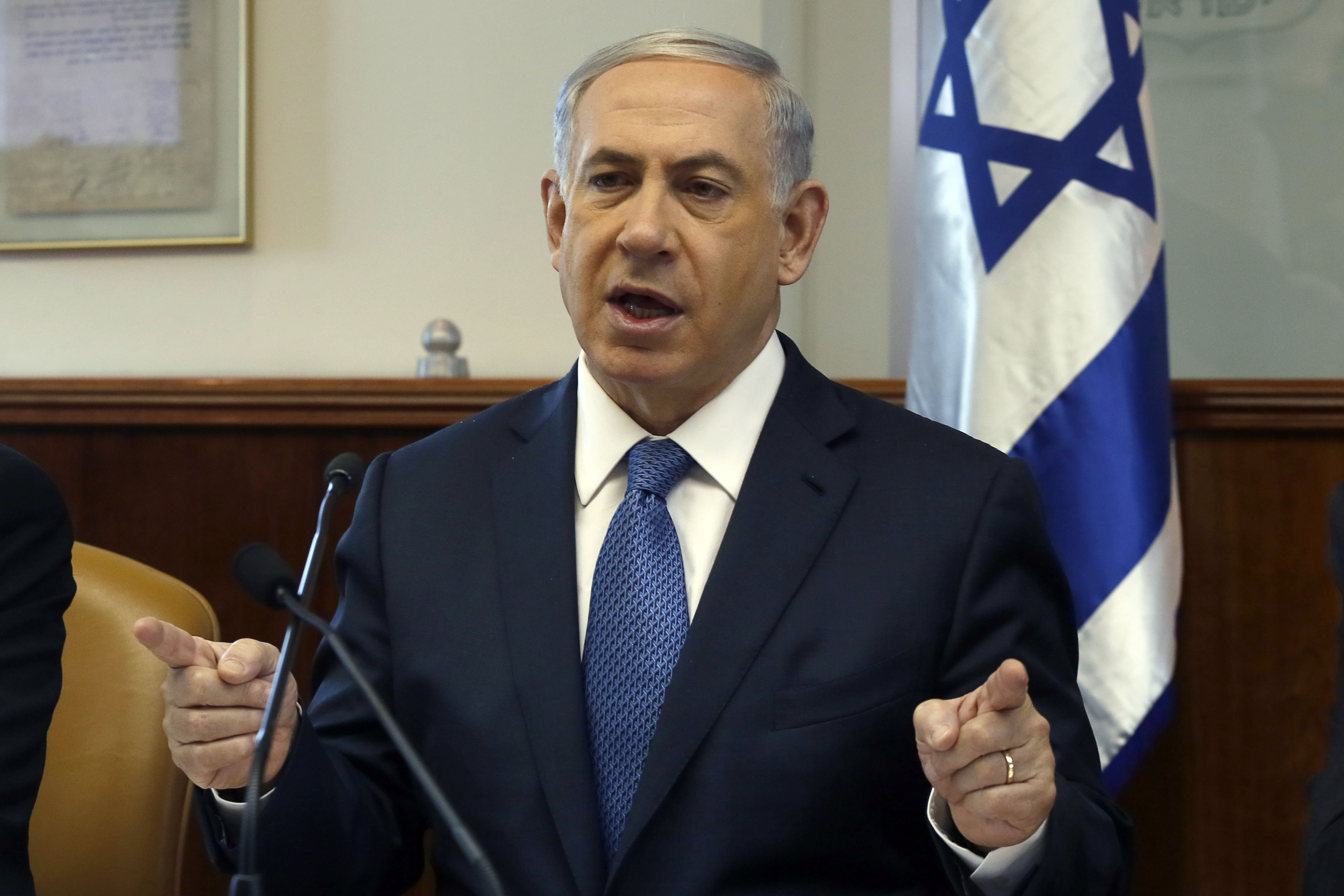 Israel's Prime Minister Benjamin Netanyahu is trying to reach younger voters.