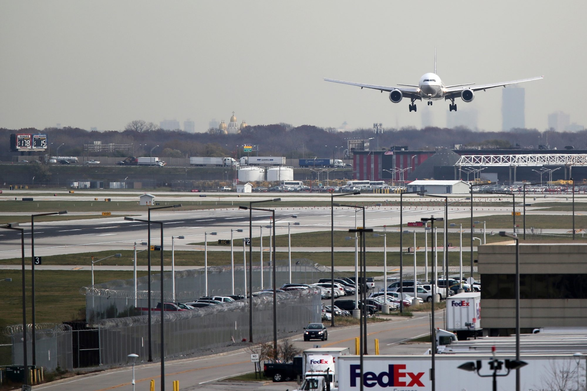 United Airlines, which operates at O'Hare Airport in Chicago, plans on rolling out a revamped website, new food and beverage service, Wi-Fi on more of its jets and an upgraded fleet.