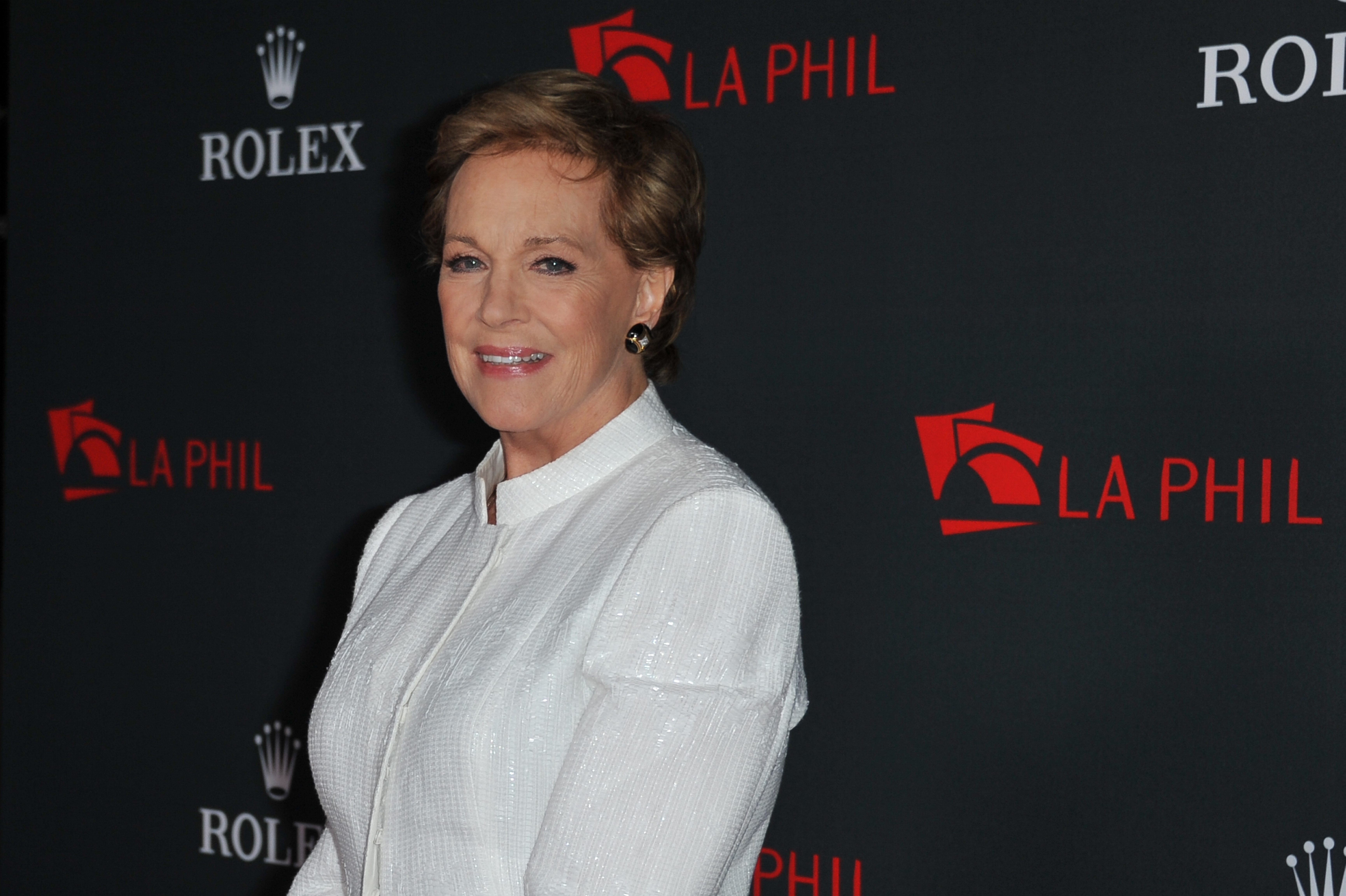 "Julie Andrews will host PBS' annual ""Great Performances"" at 9 pm. Thursday."