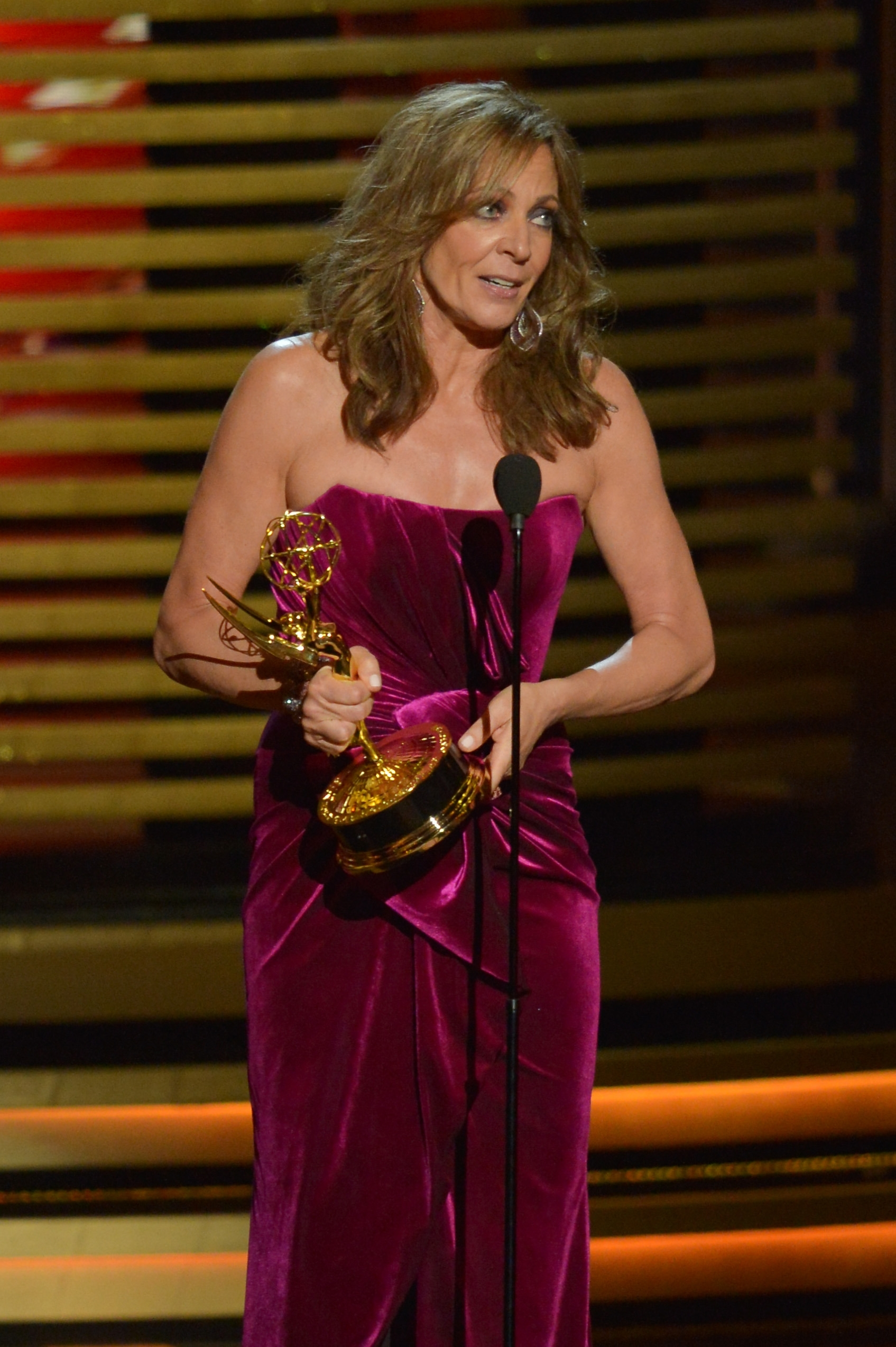 Allison Janney, who won two Emmys in 2014, is one of a growing number of character actors finally earning the spotlight.