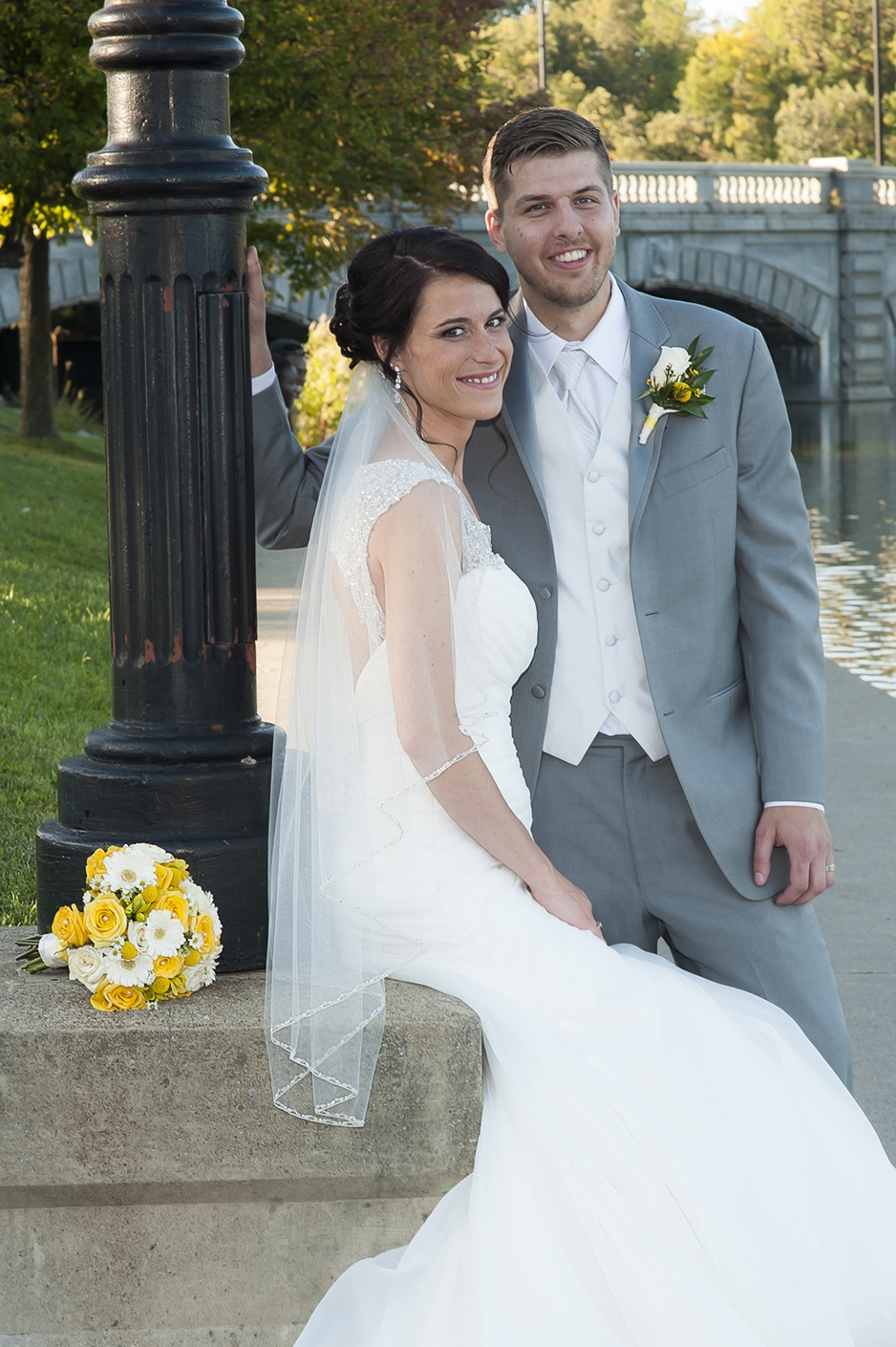 Newlyweds face challenges together on their honeymoon Janelle Pierce and Nicholas Debbins
