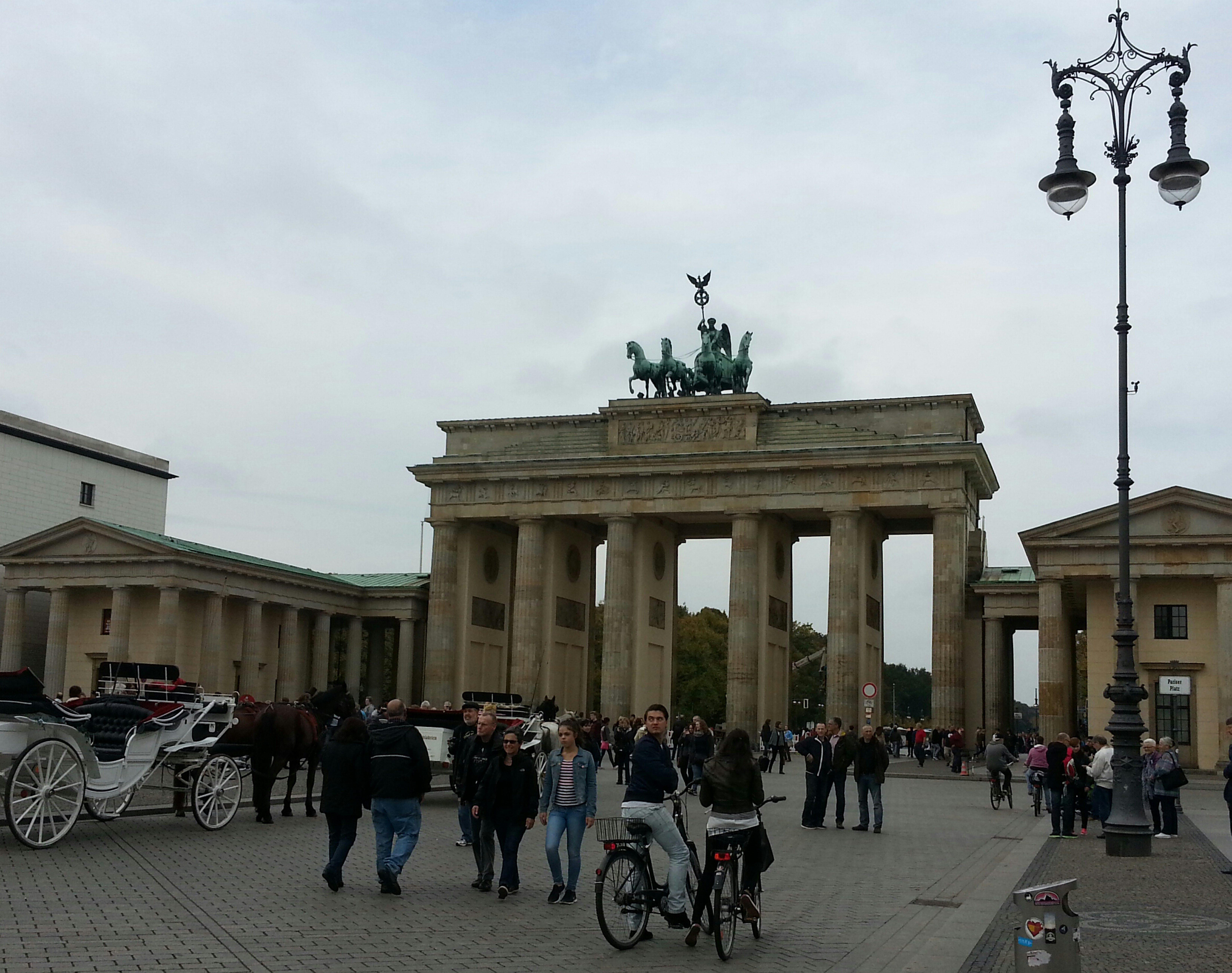 Making the trip from Hamburg to Hamburg