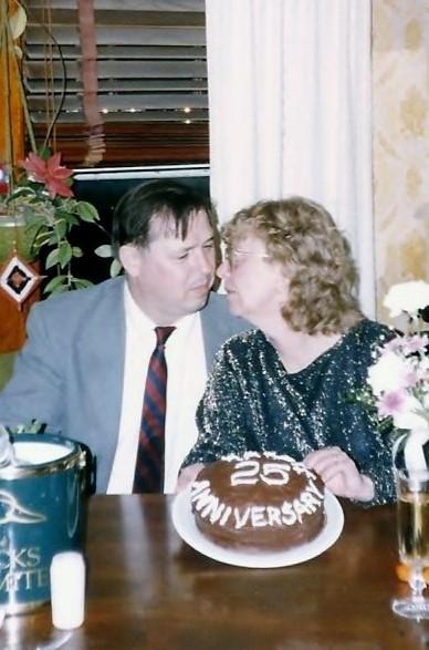 Gerald and Donna Simoneit