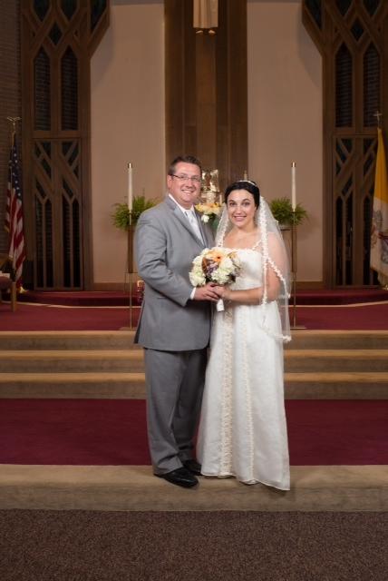 Justin J. Sledz and Joelle M. Reinheimer are wed in Cheektowaga