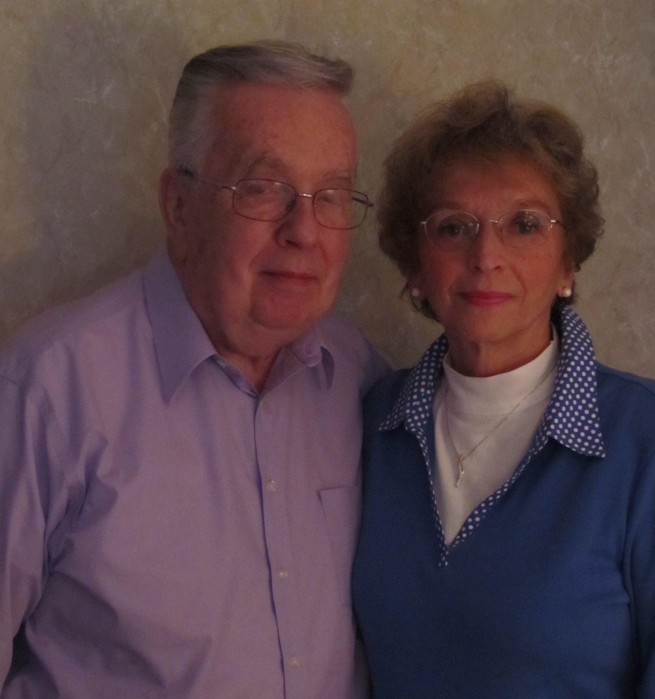 Frederick and Judith Fabiniak