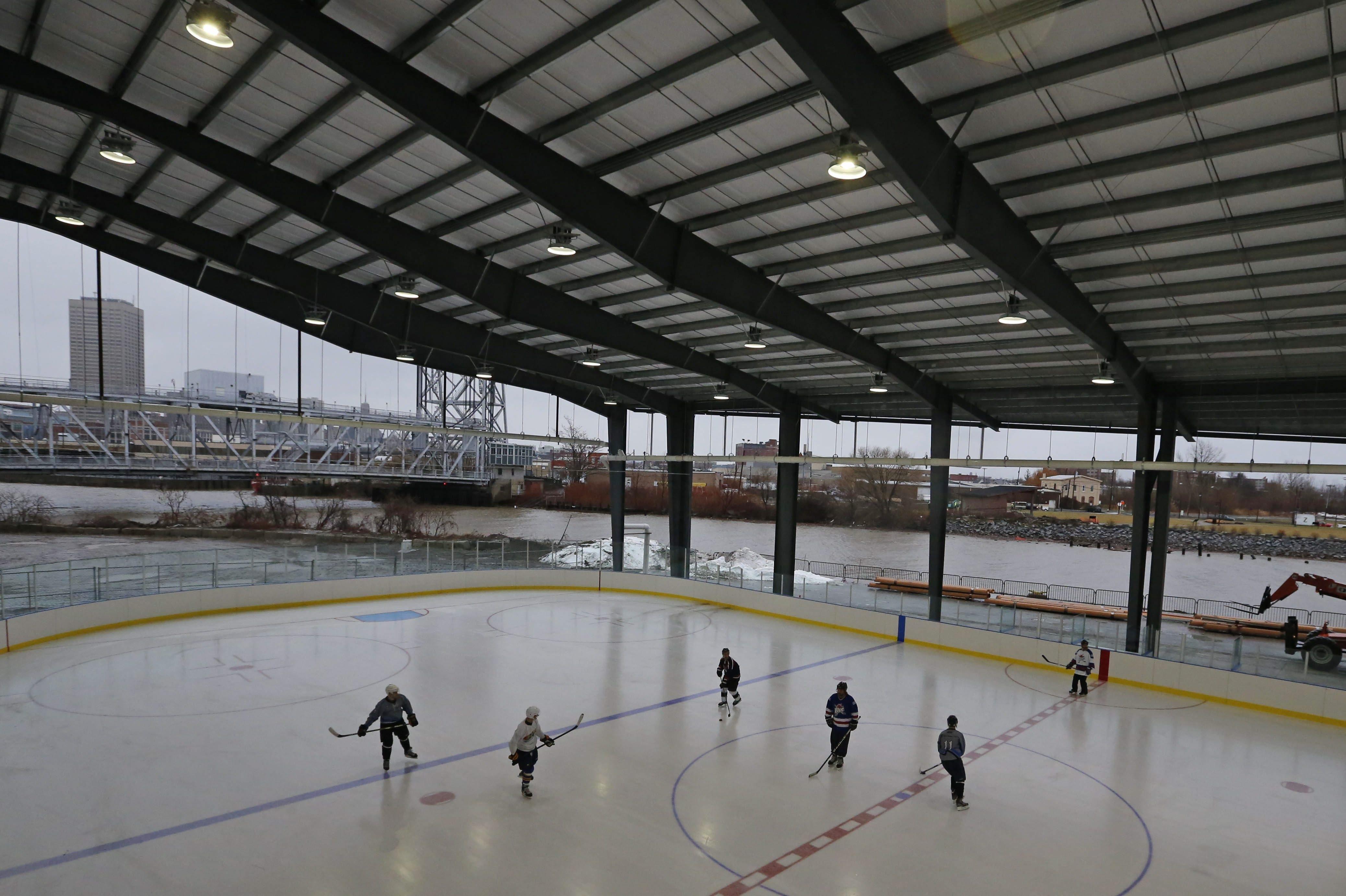 Expanded Pond Hockey Tournament Set For February The Buffalo News