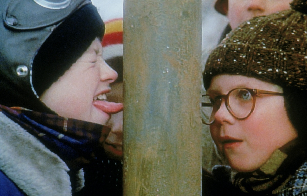 You can reminisce about Ralphie and friends in a screening at the Aurora Theatre.