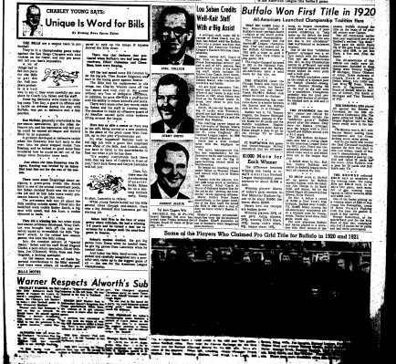 Preview coverage published Dec. 26, 1964.