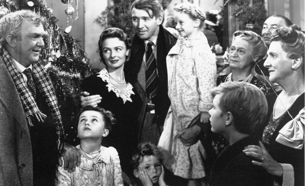 """It's a Wonderful Life"" will be shown at the Screening Room Cinema Cafe."