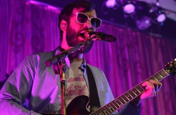 Indie rockers Dr. Dog returned to Buffalo for the second straight winter, headlining a show in Town Ballroom Wednesday. (Cody Osborne/Special to the News)