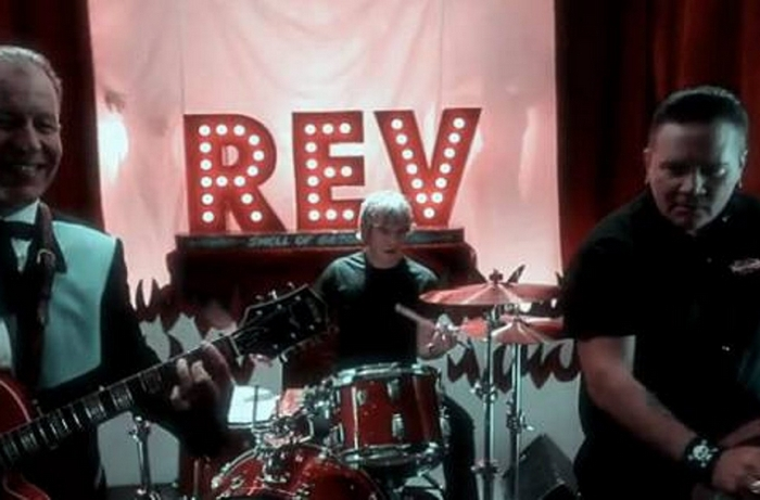The Reverend Horton Heat plays the Tralf Music Hall on Thursday.