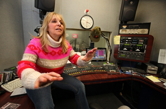 Anita West has and WBFO have parted ways. {Photo by Charles Lewis / Buffalo News}