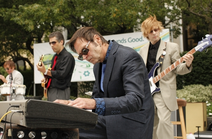 David Kane and Them Jazzbeards will perform Saturday in the Sportsmen's Tavern. (Derek Gee/Buffalo News file photo)
