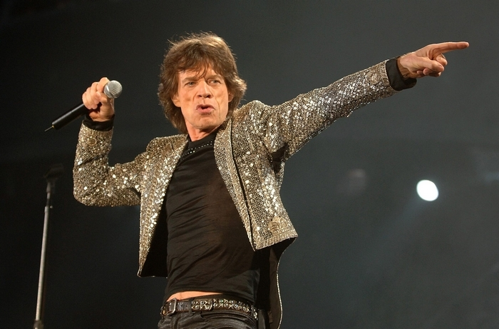 Mick Jagger and the Rolling Stones have been rocking for more than 50 years. (Harry Scull Jr./News file photo)