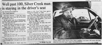 26 jan 1990 statess oldest driver