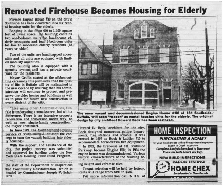 27 jan 1990 old firehouse become home for elderly